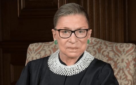The Death of Supreme Court Justice Ruth Bader Ginsburg